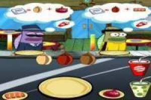SpongeBob koken pizza's