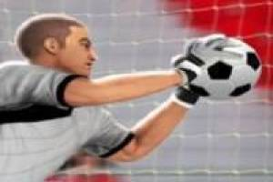 Free Soccer goalkeeper Game