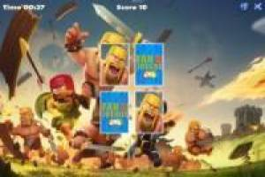 Clash of Clans Card