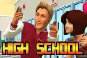 Juego High school showdown Gratis