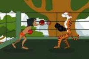 Mowgli vs Shere Khan