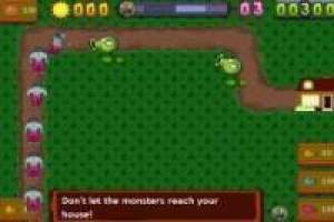 Plant vs zombies tower defense