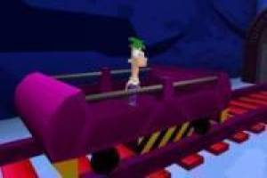 Phineas y Ferb: Aventuras 3D