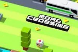 Road Crossing: La gallina que cruza la calle