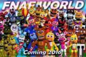Free Five Nights at Freddy's World Game