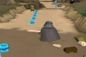 Lego Star Wars: Light side vs Dark side