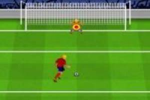 Free Penalty shots UEFA Game