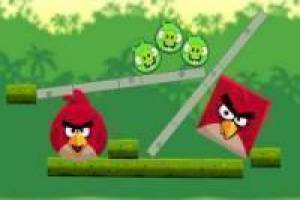 Angry Birds квадрат