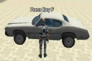 Free Stealing cars Grand Theft Auto style Game