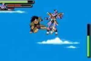 Juego Dragon Ball Z Battle Gratis