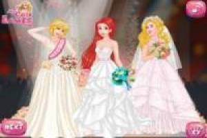 Disney Princess: The Bride of the Year