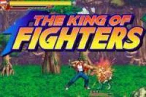 Gratis The King of Fighters Spille
