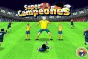 Free Super Campeones Game