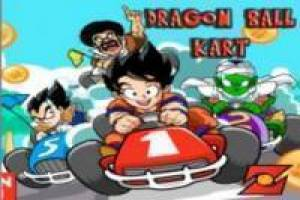Бесплатно Dragon ball kart Играть
