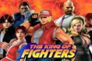 King of fighters i Hunger Games