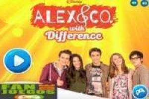 Alex and Co : Busca los errores