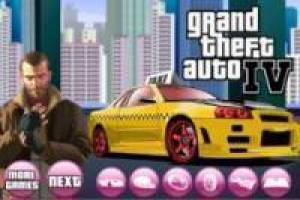 免费 Custom Santos gta: Tuning Taxi 玩