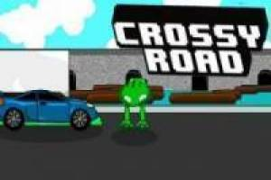 Free Crossy road Frogger Game