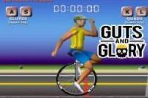 Une roue: Guts and Glory