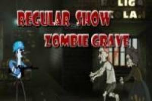 Regular Show contra Zombies