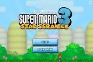 Mario Bros 3: Star Scramble