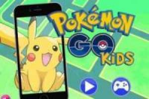 Pokémon Go: Kids Edition