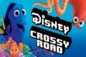 Disney Crossy Road: Dory