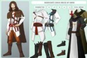 Dressing Assasin Creed