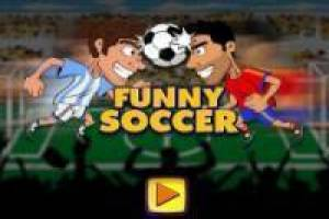 Free Funny football Game