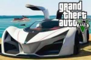 Free The Grotti X80 Proto carriage GTA Game