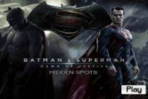 Batman v Superman dawn of justice: Imágenes escondidas
