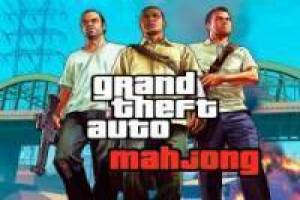 Free Grand Theft Auto Mahjong Game