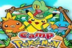 Free Pokémon camp Game