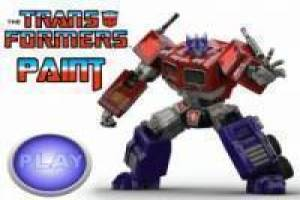Malovat Transformers on-line