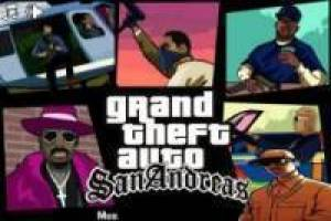 Grand Theft Auto San Andreas: Killa gangsta