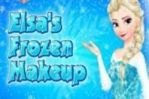 Frozen: Elsa Make Up