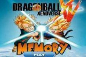 Mémoire Dragon Ball Xenoverse