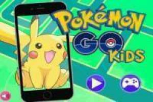 Pokémon Go Kinder
