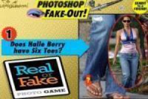 Juego Real or fake: Fotos de famosas Gratis