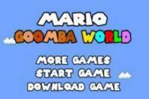 Mario Bros: Goomba World