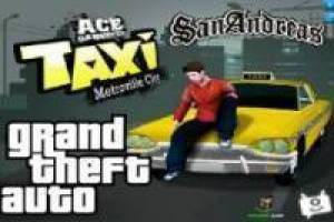 Grand Theft Auto San Andreas: drosjer