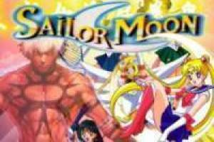 Sailor Moon Fights