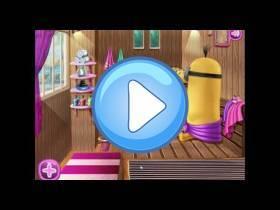 youtube, gameplay, video: Minions: Relajación en la sauna