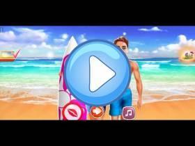 youtube, gameplay, video: Verkleide das Surfgirl