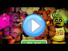 youtube, gameplay, video: Five Nights at Freddy´s paint
