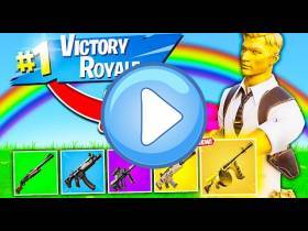 youtube, gameplay, video: Fortnite en línea