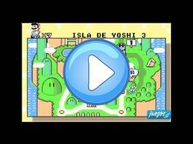 youtube, gameplay, video: Super Mario World Advance