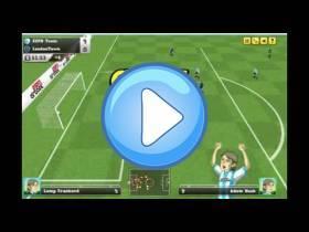 youtube, gameplay, video: FiFA en línea