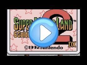 youtube, gameplay, video: Super Mario Land 2 DX