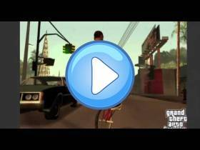 youtube, gameplay, video: Grand Theft Auto San Andreas bisiklet: Fandejuegos bulmaca